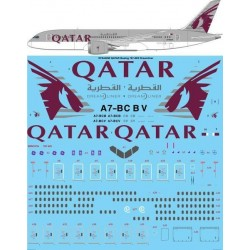 Boeing 787-8 Dreamliner Qatar  Desktop Display
