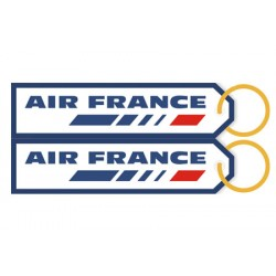 Air France Key Tag