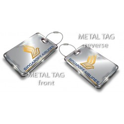 Singapore Airlines Logo bag tag