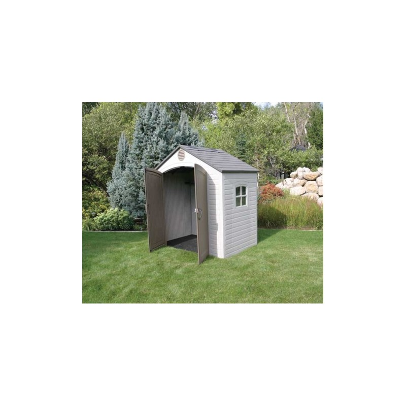 Mcl direct for best pricing on lifetime products for Garden shed 8x5