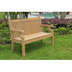 Winawood Bench 3 Seater Teak Colour
