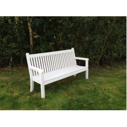Winawood Bench - 2 Seater Winawood Off White Colour