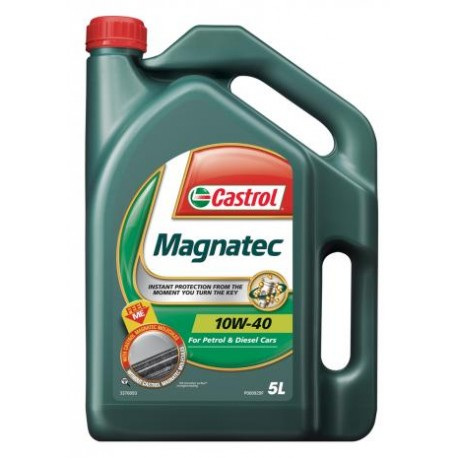 Castrol Magnatec 10w40 Engine oil 5 Litre