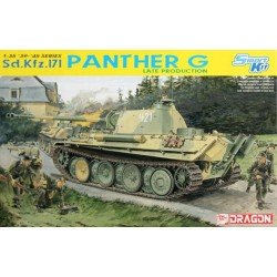 1/35 SDKFZ 171 PANTHER G LATE PROD