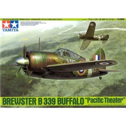 BUFFALO RAF PACIFIC REGION 1/48