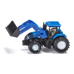 Siku Kids New Holland With Frontloader