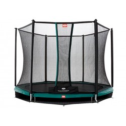 Berg TALENT 300 Inground Trampoline 10ft with Safet Net Comfrot