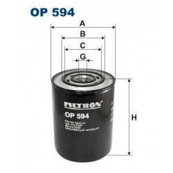 Tf666 Iveco Filter