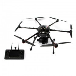 Yuneec TORNADO H920 PLUS PROFESSIONAL AERIAL AND GROUND IMAGING SOLUTION