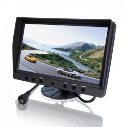 9 INCH SCRREN MONITOR for Reversing Cameras. 4 Pin Aviation