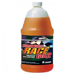 BYRON RACE RTR GEN2 20% FUEL - GALLON (16% OIL)