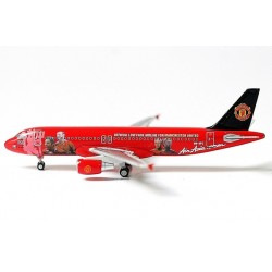 """A320-200 (Air Asia """"Manchester United"""") 9M-AFC (Sky500 0803AS)"""