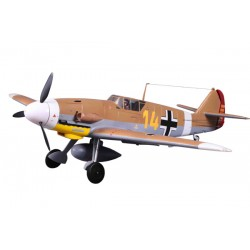 FMS 1400MM BF109-F ARTF BROWN W/O TX/RX/BATT