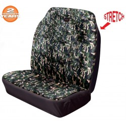 Hdc-Hi Bk Double Stretch Camouflage