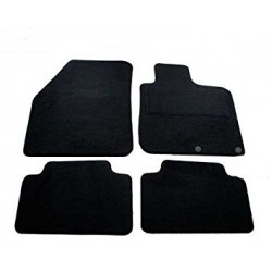 Sv66102 Mat Tailored For Golf Mk4 Black