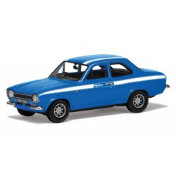 Ford Escort Mk1 Mexico, Electric Monza Blue 1/43 Scale Diecast