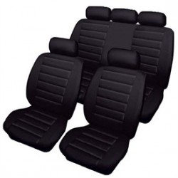 Carera Car Seat Covers Black F/S