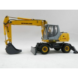New Holland MH 5.6 Excavator Diecast Construction Scale 1:50