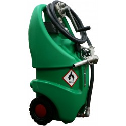110 Litre Petrol Transport Fuel Tank with Pump