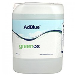 20 Litre Drum Of Adblue Truck And Van Fuel Additive Greenox 20Lt Drum/ With Tube