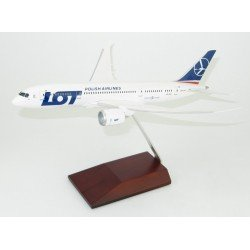 B787-8 LOT Polish Airlines 1/200 Scale