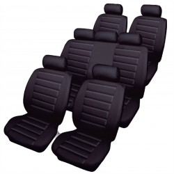 Carrera 7s-Universal - L/Look - Black - Single Seats -P-J/J