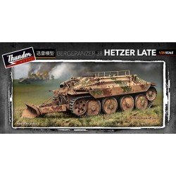 Bergepanzer 38 Hetzer Late 1/35 Scale Kit
