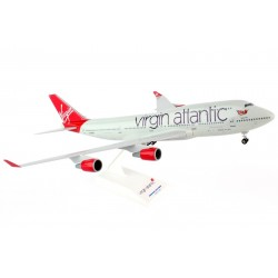 B747-400 Virgin Atlantic G-VTOP 1/200 Scale