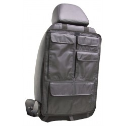 Heavy Duty Seat Back Storage Org.- Black -P-J/J