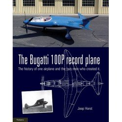 The Bugatti 100P record plane, the history on one aeroplane and the two men creating it
