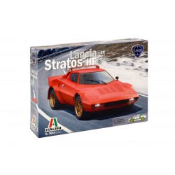 LANCIA STATOS HF 1/24 Scale Kit