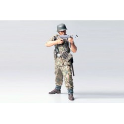 WWII GERMAN ELITE INFANTRY MAN 1/16 Scale