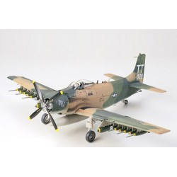 A-1J SKYRAIDER U.S. AIR FORCE