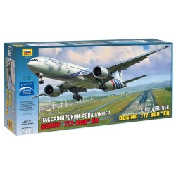BOEING 777-300ER 1/144 Scale Kit