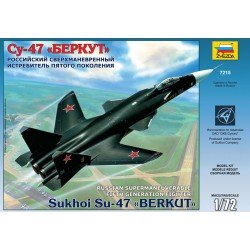 SUKHOI S-37 BERKUT 1/72 Scale Kit