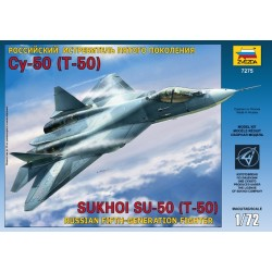 SUKHOI T-50 RUSSSIAN STEALTHFIGHTER 1/72 Scale Kit