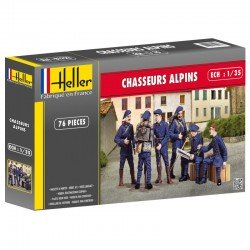 Chasseurs Alpins 1/35 Scale Kit