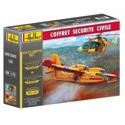 Canadair CL-415 & Eurocopter EC 145 1/72 Scale Kit