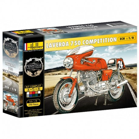 LAVERDA 750 COMPETITION 1/8 Scale Kit