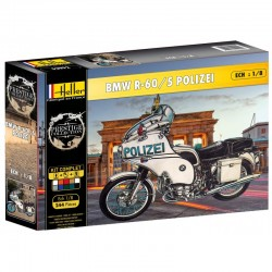 BMW POLIZEI 1/8 Scale Kit