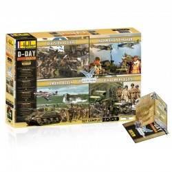 Limited Edition 70th anniversary of the D-Day 1/72 Scale Kit
