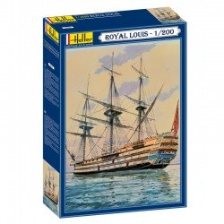 LE ROYAL LOUIS 1/200 Scale Kit