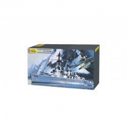 LUTZOW 1/400 Scale Kit