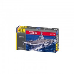 AIRCRAFT CARRIER CLEMENCEAU 1/400 Scale Kit