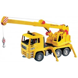 Bruder Man Crane Truck (Without Light And Sound Module) 2754