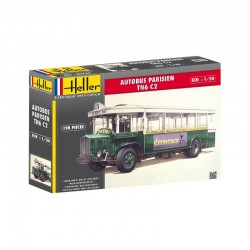 AUTOBUS PARISIEN TN6 C2 1/24 Scale Kit