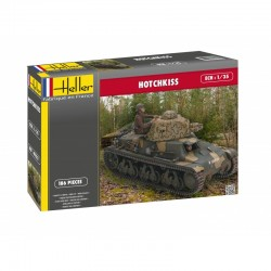 Hotchkiss 1/35 Scale Kit