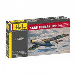 SAAB TUNNAN 1/72 Scale Kit