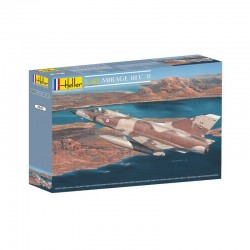 MIRAGE III C/B 1/48 Scale Kit