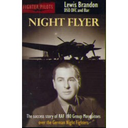 Night Flyer, the Succes story of RAF100 Group Mosquitoes